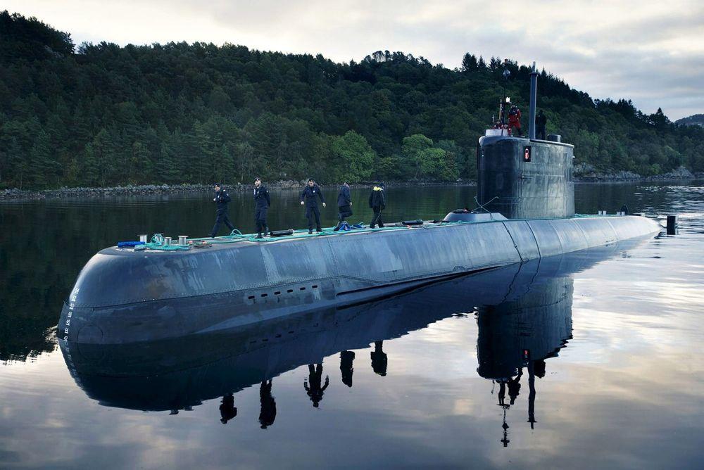 Sjøforsvaret har i dag seks ubåter av Ula-klassen. De har en levetid til rundt 2020.  Foto: Forsvaret