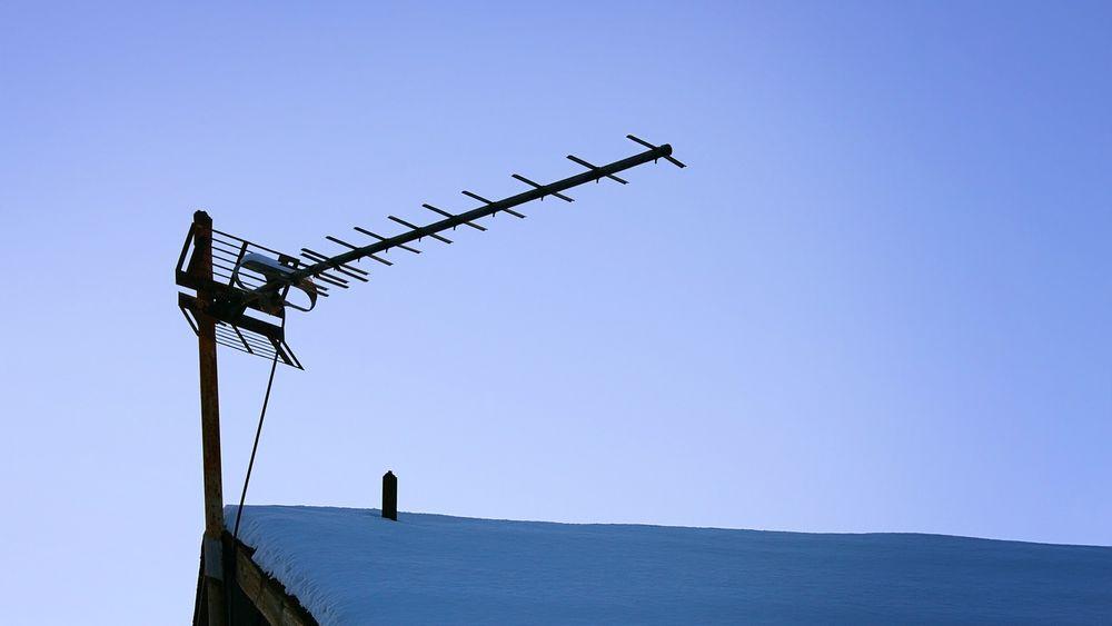Får beskyttelse: TV-seerne skal ikke bli forstyrret av det nye 4G-nettet på 800 MHz. Det må teleoperatørene sørge for.