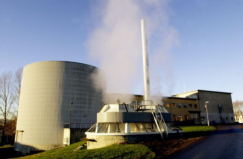 Sikkerheten ved Jeep II-reaktoren på Kjeller (bldet) får kritikk i en ny rapport fra Statens strålevern.