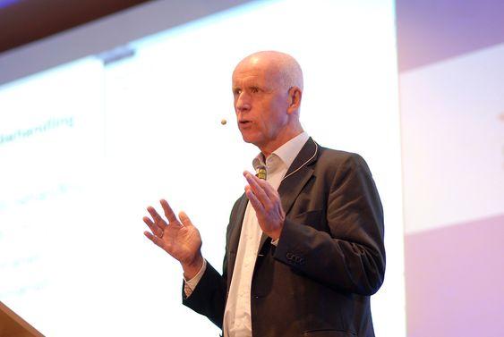 NVE-direktør Per Sanderud