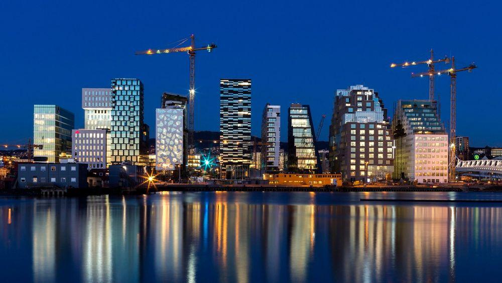 - I Oslo-regionen har vi allerede 70 prosent av teknologi- og it-bedriftene. Det skapes nye arbeidsplasser hele tiden. Nå er det på tide at staten også kommer på banen med de store pengene, mener Hallstein Bjercke (V).