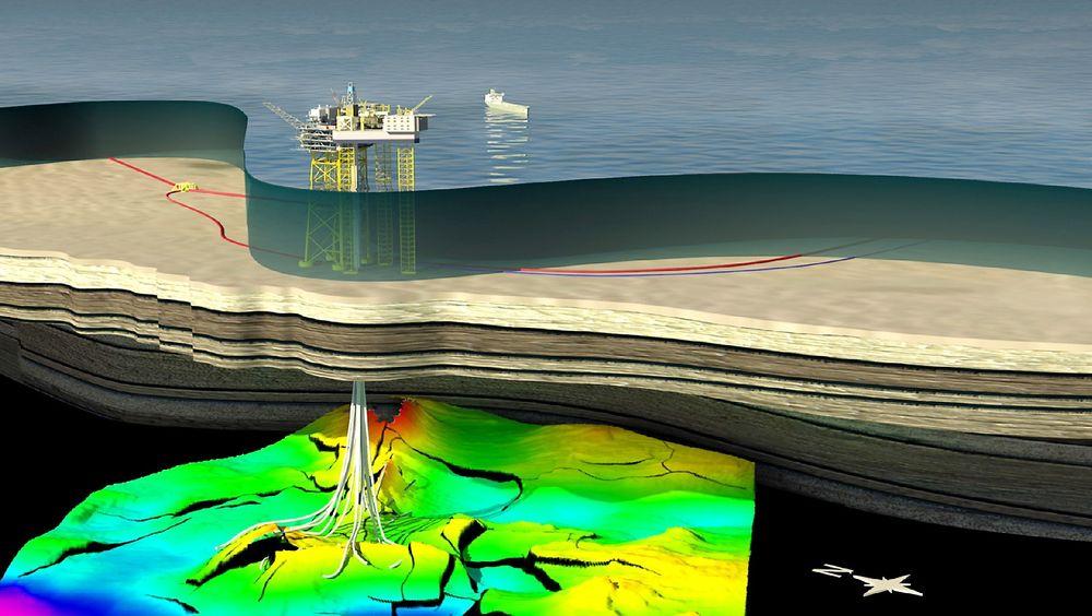 Ocean Installer har fått en kontrakt på 500 millioner kroner på feltene Gina Krog (tidligere Dagny) og Eirin.
