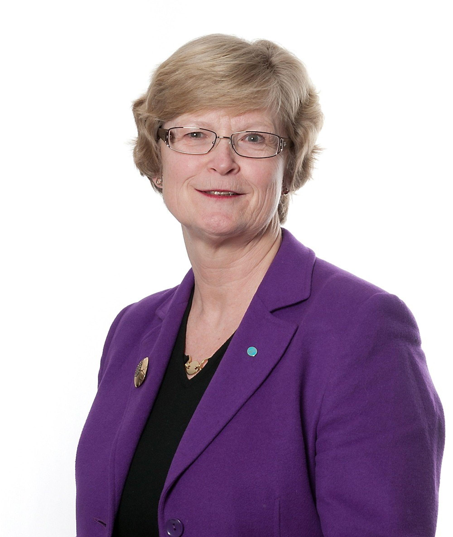 President i Tekna, Marianne Harg ønsker seg et fond som er egnet til å ruste opp realfagene.