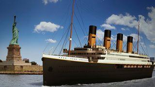 Mangemilliardær skulle kopiere Titanic - nå legges prosjektet på is
