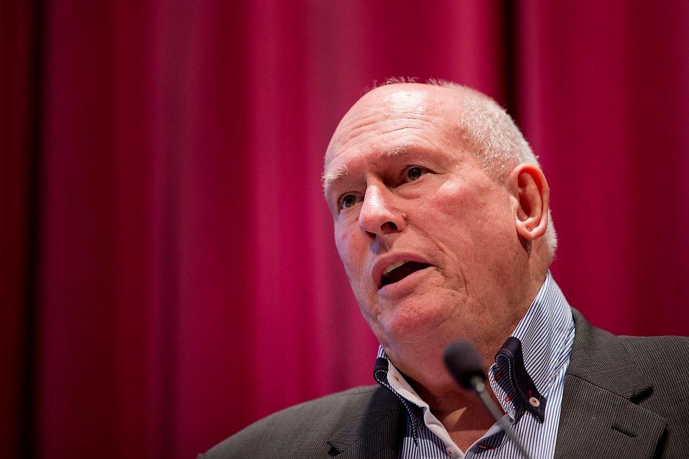LO-leder Roar Flåthen kommer til å ta opp Statoils valg av utenlandske leverandører gjennom møtene i Konkraft.
