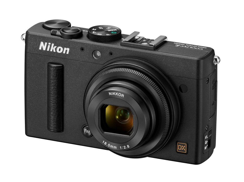 Stor sensor: Det nye kompaktkameraet til Nikon har en sensor i DX-format. Det vil si en brikke med 23,6 ganger 15,7 mm. Det gir mye mindre støy når lysforholdene er dårlige.