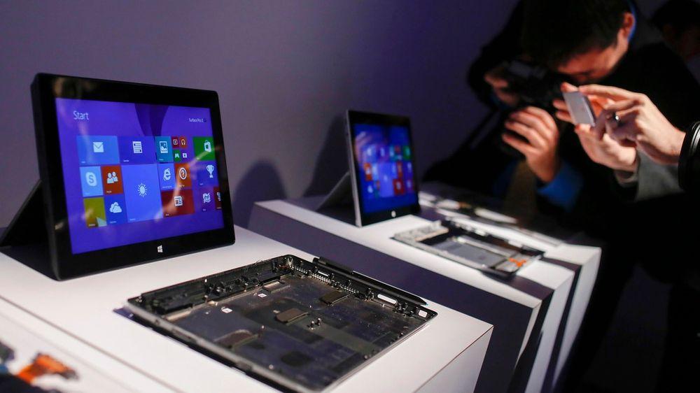 Microsoft prøver igjen med nye Surface-brett.