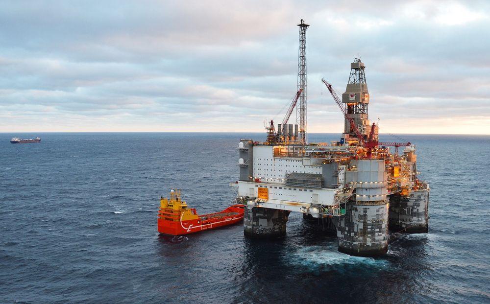 KJAPPERE: Datakommunikasjon mellom flytende og faste installasjoner, skip og land skal gå mye kjappere med det nye 4G-nettet som er under utbygging i Nordsjøen.