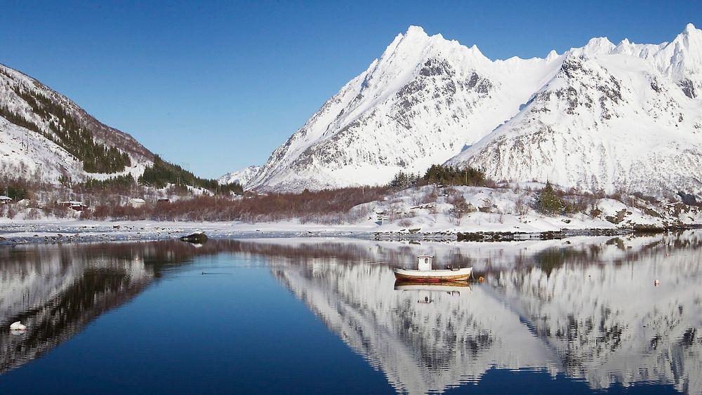 Miljøbevegelsen jubler for at Venstre og Kristelig folkeparti hindrer aktivitet i Lofoten og Vesterålen. Foto: Arkiv