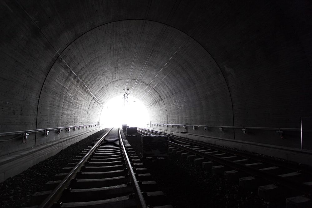 Amberg Engineering, Dr. Ing. A. Aas-Jacobsen og Multiconsult skal hjelpe Jernbaneverket å utføre byggherrerollen under utbyggingen av Follobanen. Bildet er fra Bærumstunnelen.