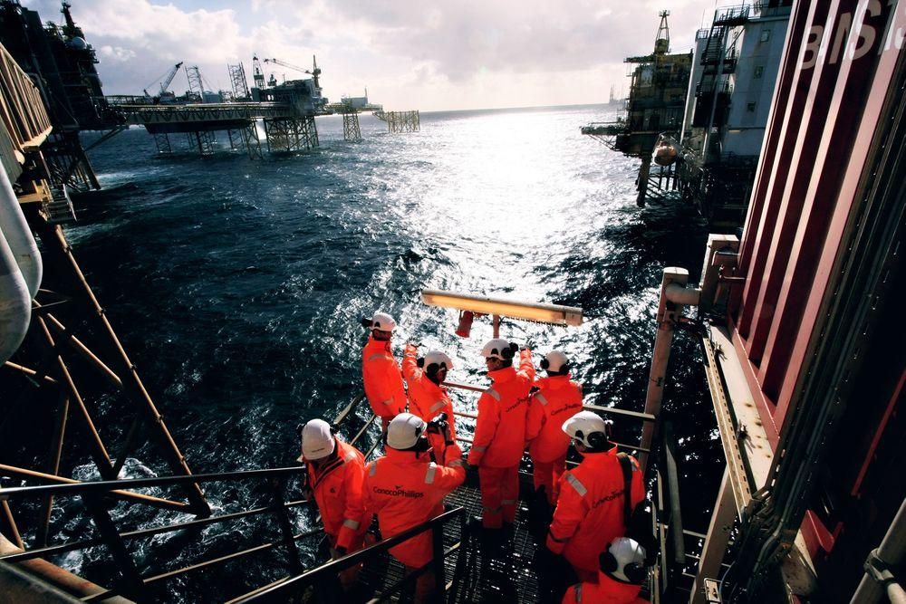 Lønnsomt: Oljeinntektene til Norge er så massive at 20 prosent av statsbudsjettet dekkes med avkastningen fra oljefondet. Så lenge handlingsregelen (årlig bruk av maks fire prosent) overholdes skal ikke fondet krympe.   foto: Ole K. Helgesen