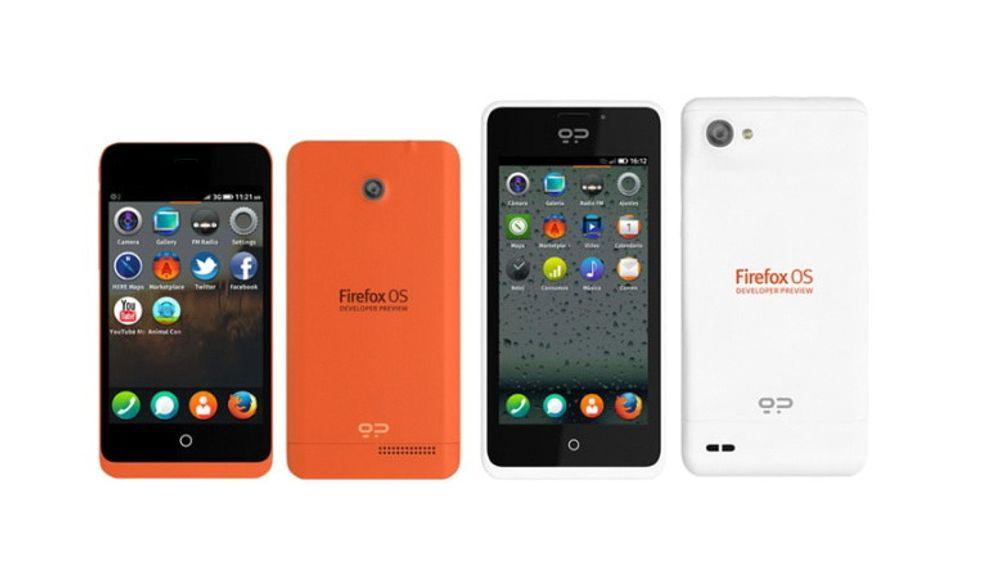 Telenor er interessert i Firefox som mobiloperativsystem, fordi det kan bringe veldig billige smarttelefoner ut i mange av de markedene selskapet er til stede i.