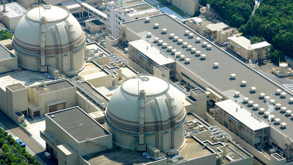 Atomkraftverket Oi er stanset og Japan er atomfritt.