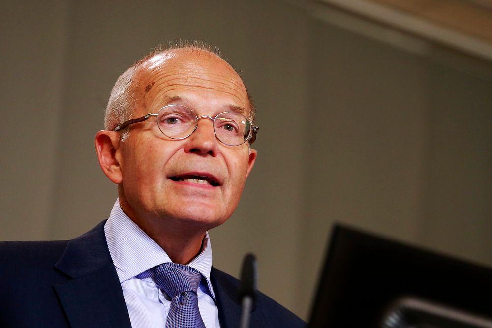 Styreleder i Statoil, Svein Rennemo, er bekymret.