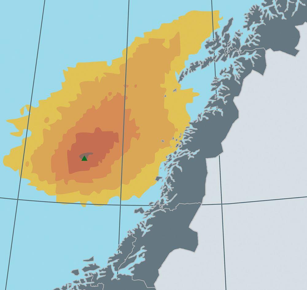 Et utslipp fra Statoils nye oljefunn vil kunne gå rett inn i Lofoten
