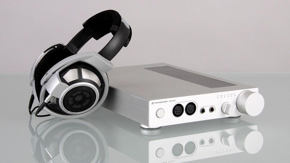 Sennheiser HD800 og HDVD800.