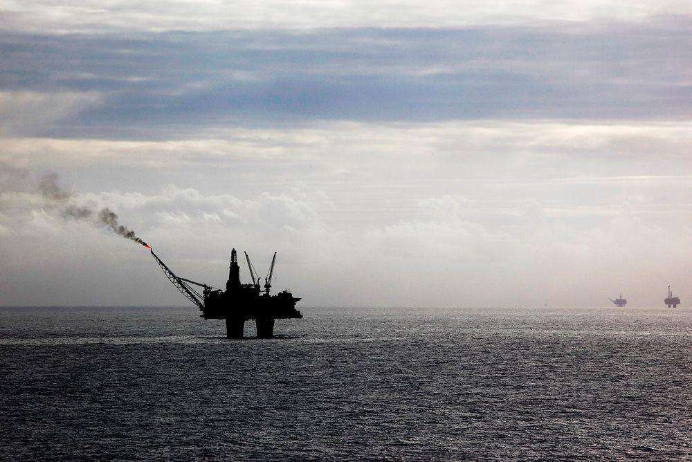 Viktig: Fossil energi vil ha en sentral plass i lang tid fremover, mener Shell.