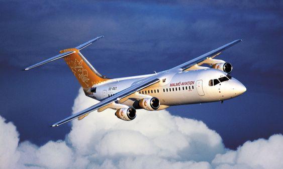 Utfasingen av Malmö Aviations Avro RJ 100-maskiner starter etter planen om et drøyt år fra nå.