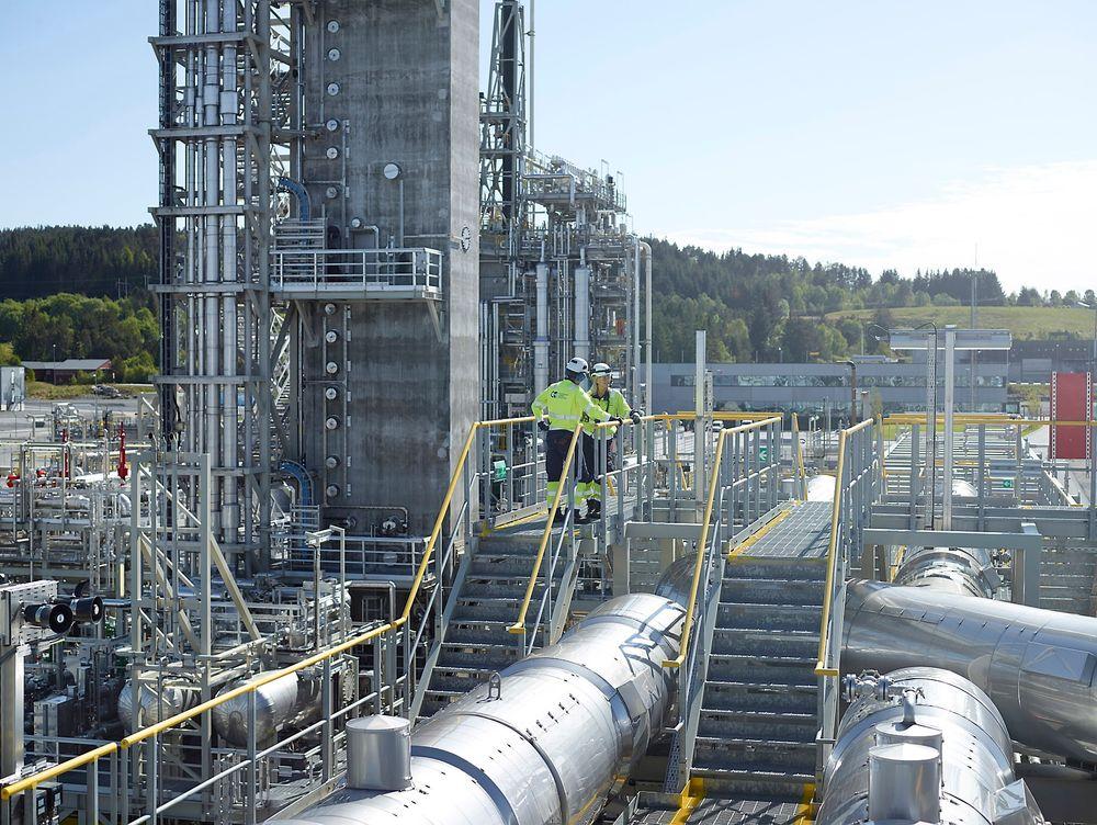 Administrerende direktør for Gassnova, mener det ikke ville være unaturlig om staten fikk mer innflytelse på byggingen av fangstanlegget på Mongstad.