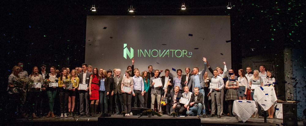 Under Innovator, Grundernes Oscar ble det delt ut 900 000 kroner i startstøtte til beste teknologibedrifter i år. Foto: Kai T.Dragland.