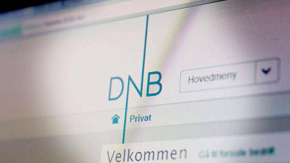 DNBs nettbank ble utsatt for et DDoS-angrep tirsdag.