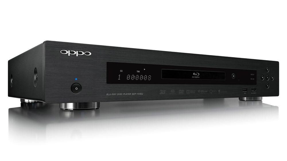 Oppo BDP-103 er en av de beste blurayspillerne du kan oppdrive.