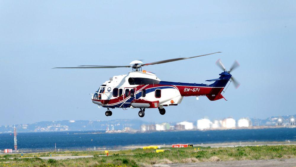 Eurocopter har levert samtlige sivile redningshelikoptre som finnes i Norge. Spørsmålet er om disse vil suppleres med 16 militære redningshelikoptre når Sea King skal avløses.
