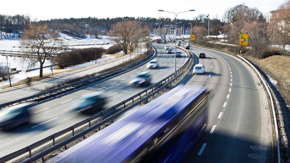 Nasjonal transportplan innebærer oppgradering av europaveinettet i Norge.