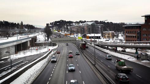 Regjeringen har blinket ut tre veiprosjekter til offentlig-privat samarbeid
