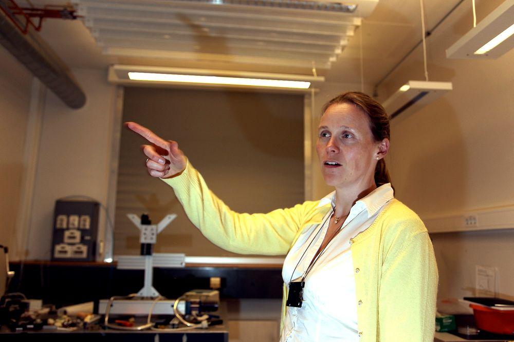I juni avgjøres det om NTNU-professor Lise Lyngsnes Randeberg blir den nye Tekna-presidenten.