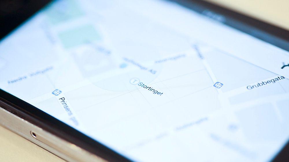 """FRITT? Regjeringen har startet prosessen med å frigi mer kartdata, men signalene er ikke helt klare når det gjelder den forhatte """"klikkavgiften""""."""