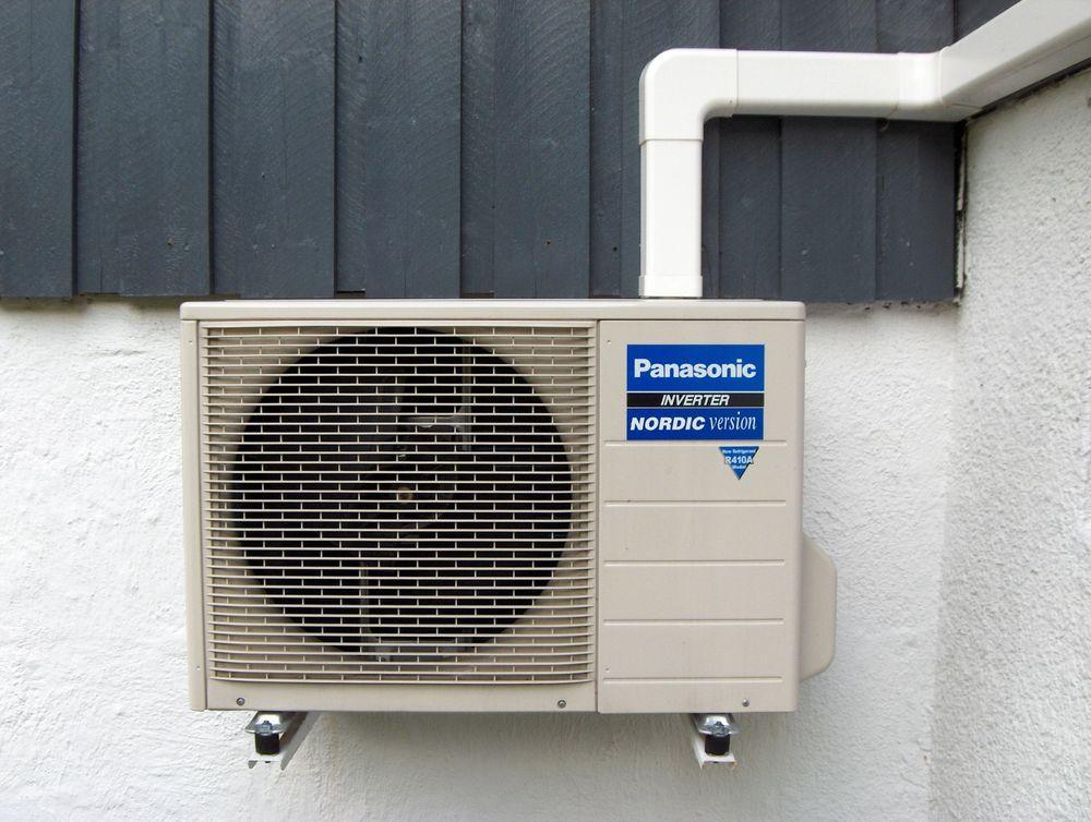 Husholdninger med varmepumpe holder ifølge SSB en innetemperatur som i gjennomsnitt er 0,4 °C høyere enn husholdninger uten varmepumpe.