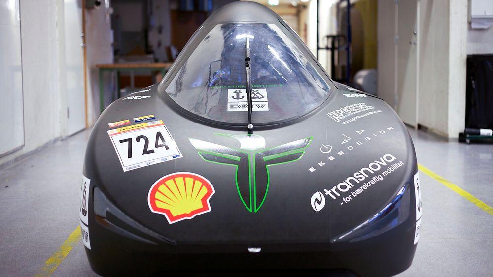 Fuel Fighter: Ved hjelp av industristerk sponsorhjelp konstruerer studentene ved NTNU Gjennom motordrevne kjøretøyer som skal kjøre så langt som mulig på samme mengde energi. NTNU har hatt vært presentert i løpet Shell Eco-marathon siden 2008.