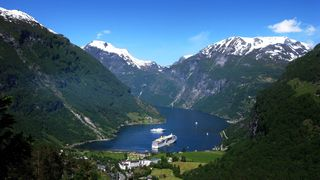 Myndighetene: For tidlig å kreve at cruiseskip seiler uten å forurense norske fjorder
