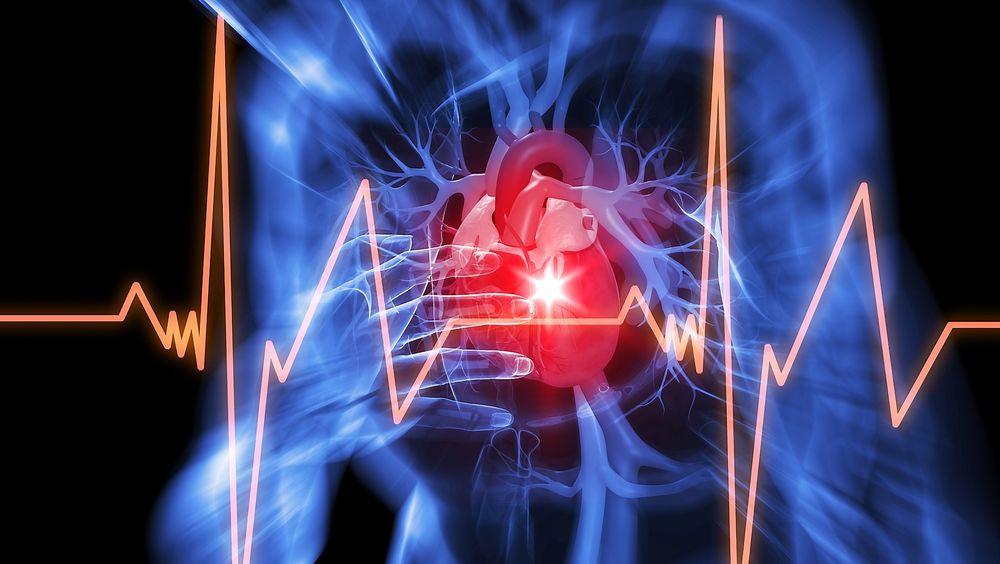 Ved hjelp av avansert matematikk har forskere ved Simula regnet seg fram til at hjerteinfarkt sannsynligvis kan føre til hjertesvikt.