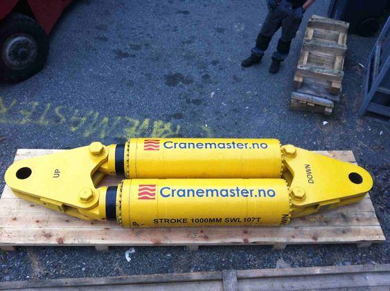 Denne norskutviklede støtdemperen skal brukes under løfteoperasjonene i Middelhavet for å berge Costa Concordia.