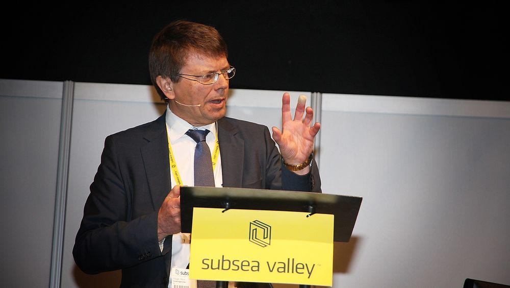 BI-professor Torger Reve roser initiativet til en subsea-klynge på Østlandet.