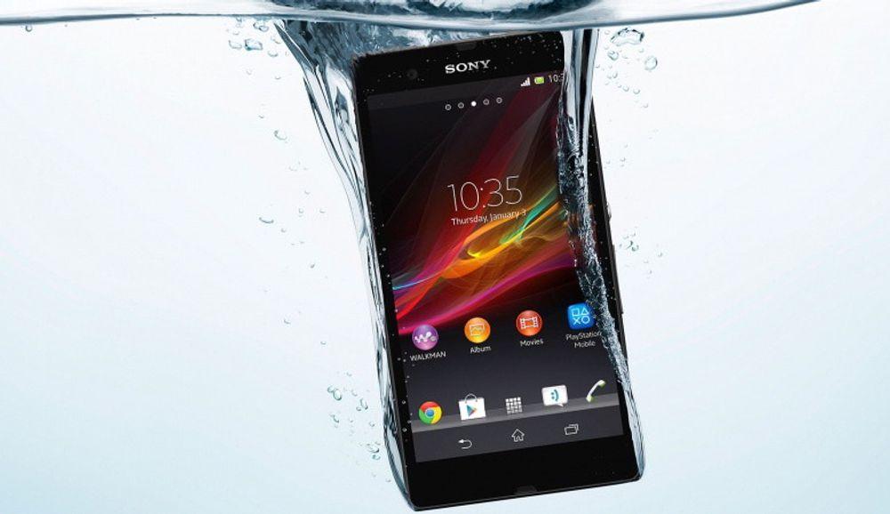 Sony Xperia Z legger seg som nummer tre på salgsstatistikken til Telenor. Sony er også produsenten som øker mest.