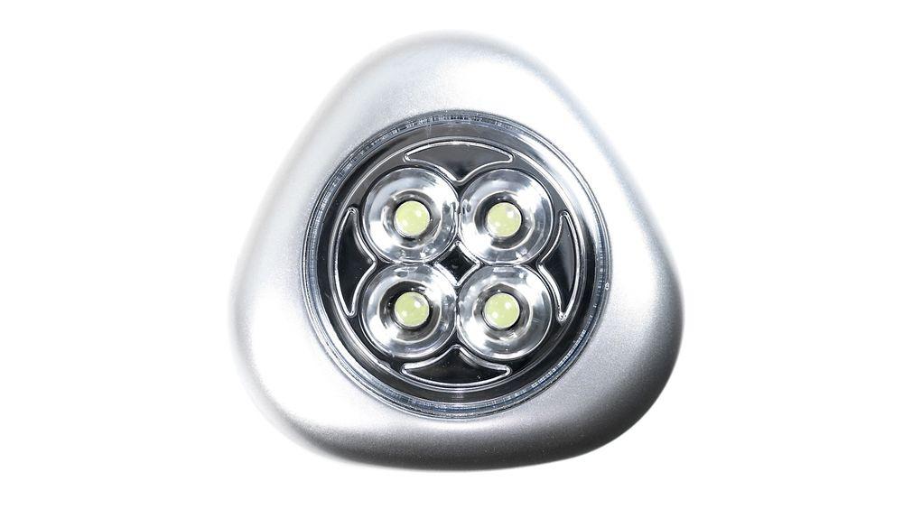 LED-pærer med hvitt lys kan overføre data med en hastighet på 3 Gbps, ifølge forskere ved Fraunhofer HHI.