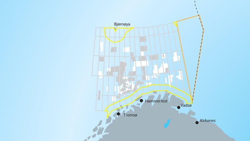 Barentshavet vil stå for stadig mer av norsk olje- og gassproduksjon i årene fremover.