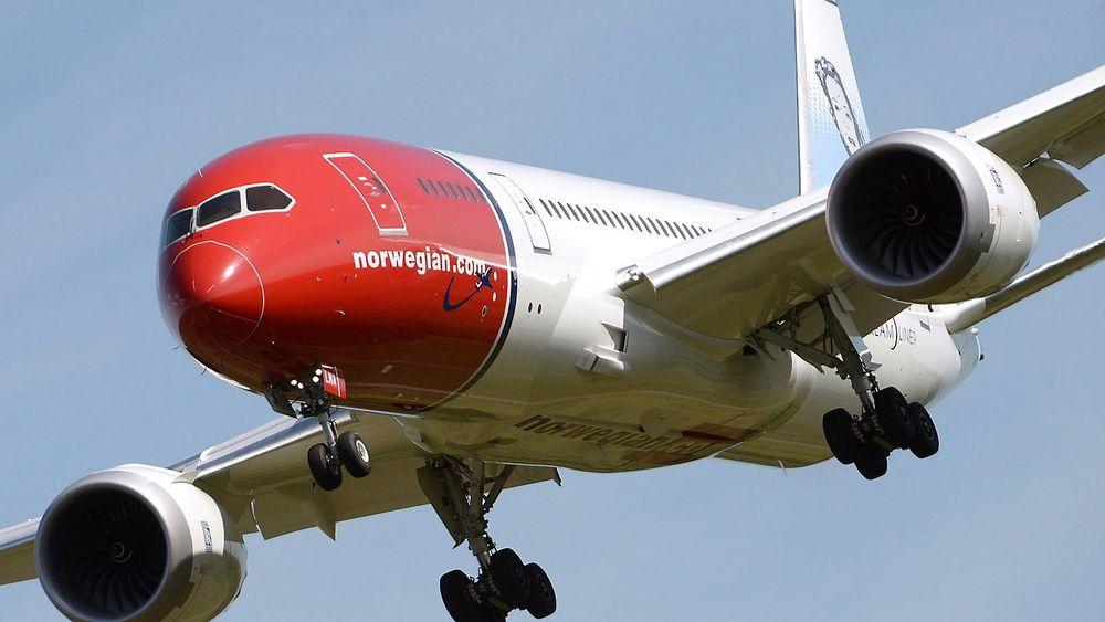 Vil stenge: Norwegian sine fly får ikke fly i russisk luftrom. Nå vil selskapet slå tilbake.