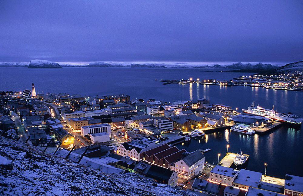 Hjørnesteinsbedriften i Hammerfest, Findus, opplevde stor nedbemanning på 80 og 90-tallet. Nå har oljen tatt over.