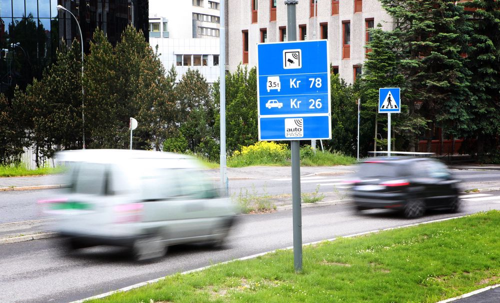 Et felles elektronisk betalingssystem langs veiene skal gi bedre trafikkflyt lands europeiske veier.