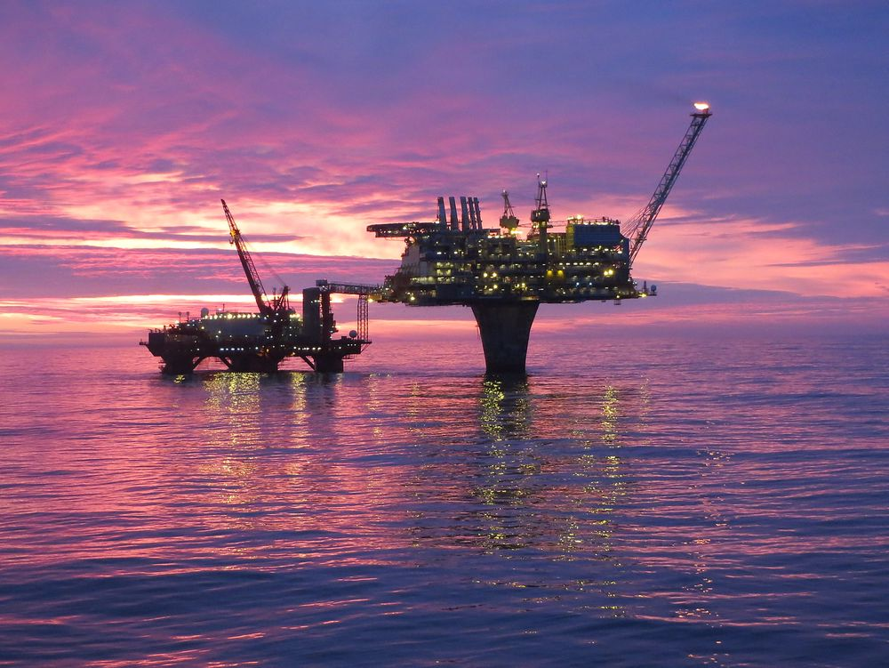 Det var forventet at Draugen kunne produsere 17 prosent av oljen. Nå forventes nærmere 70 prosents utvinningsgrad.