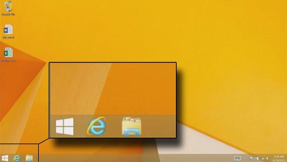 Startknappen er tilbake i Windows 8.1. Men ikke helt i den formen vi kjenner fra tidligere.