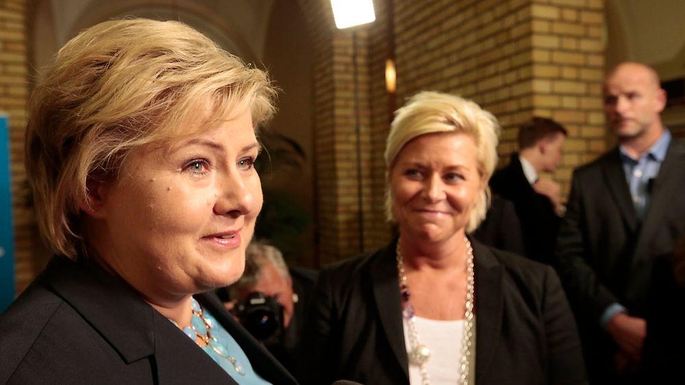 Høyre, Fremskrittspartiet, Venstre og KrF er enige om en ny oljevernbase i Lofoten og Vesterålen.