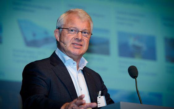 Statoils sjef for norsk sokkel, Øystein Michelsen.