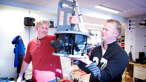 Startet i en garasje på Hamar, nå høster de internasjonal anerkjennelse
