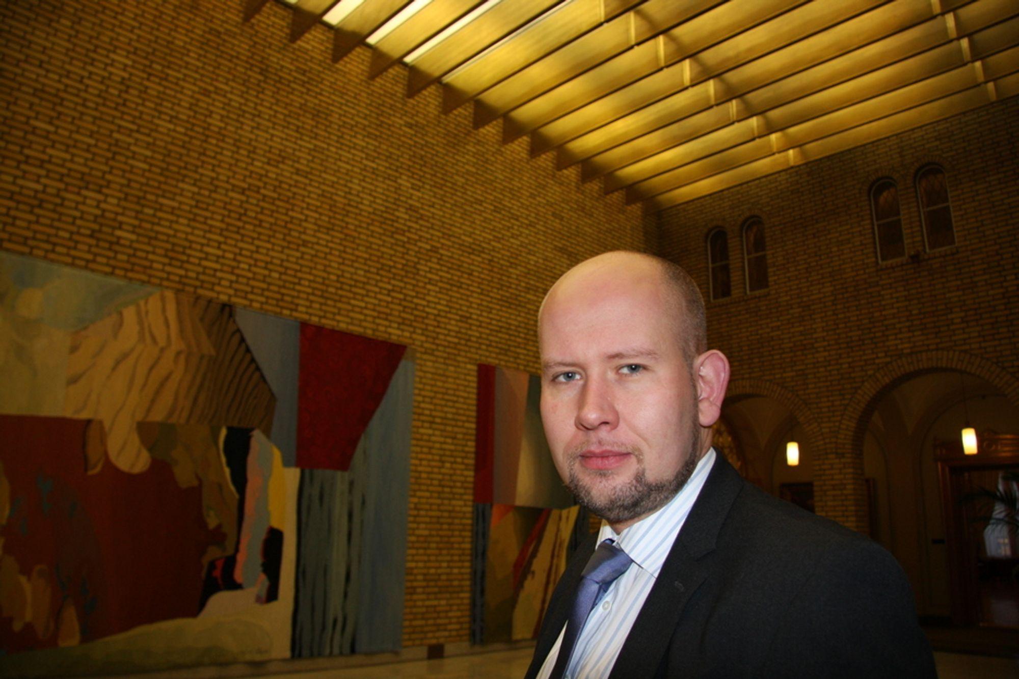 Tilbake på Stortinget: Tord Lien blir olje- og energiminister, ifølge Adresseavisen.