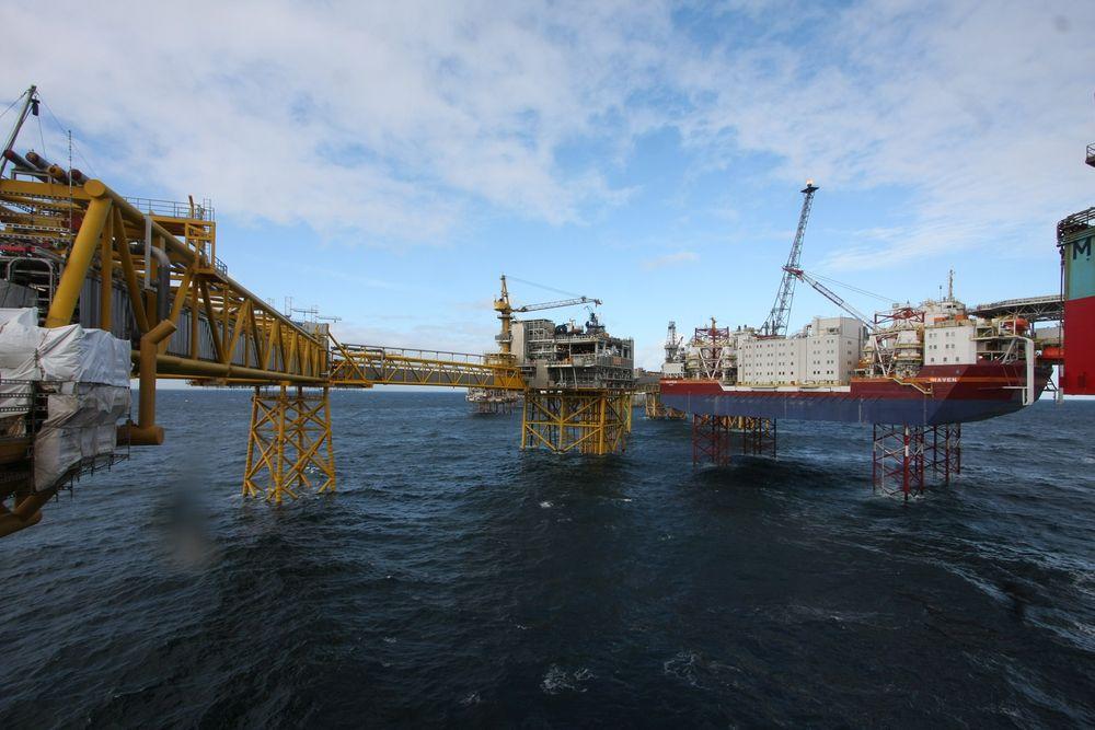 Lenge igjen: Ekofisk-feltet skal produsere olje frem til 2050.
